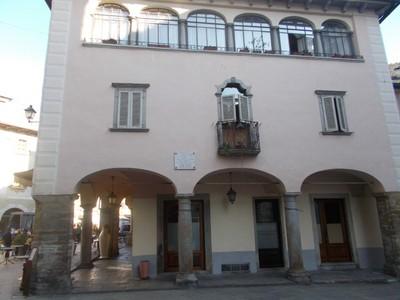DOMODOSSOLA Italy.  Teatro Galletti.