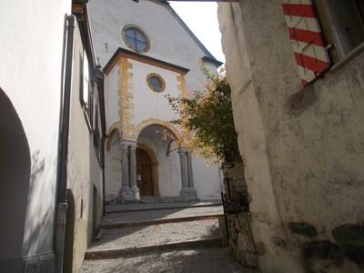 VISP  SWITZERLAND.  Burgerkirche  [Citizen Church