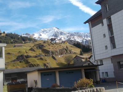 ANDERMATT  SWITZERLAND.   Beautiful scenery.