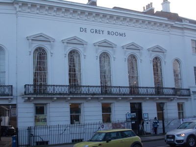 DE GREY ROOMS YORK