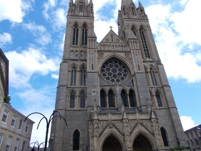 TRURO CORNWALL. Cathedral.
