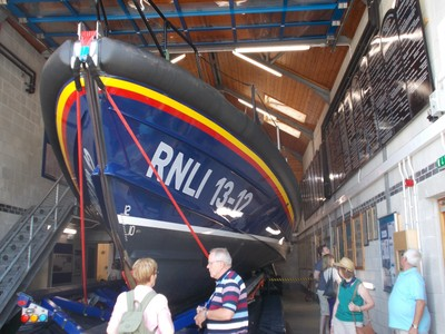 ST.IVES CORNWALL.Local Lifeboat.