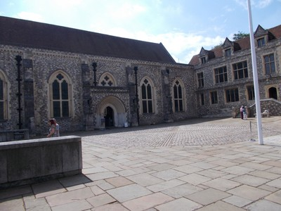 WINCHESTER GREAT HALL.