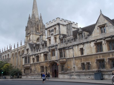 OXFORD  UK.