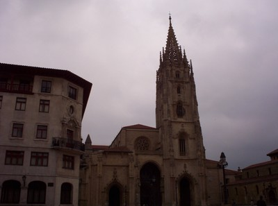 SPAIN  OVIEDA  Cathedral