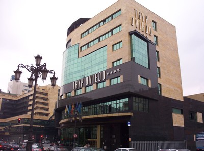 SPAIN OVIEDA    Hotel .
