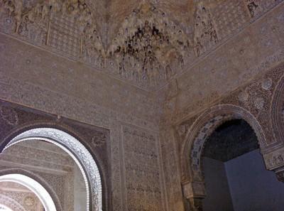 SPAIN  GRANADA.    Alhambra  Palace.