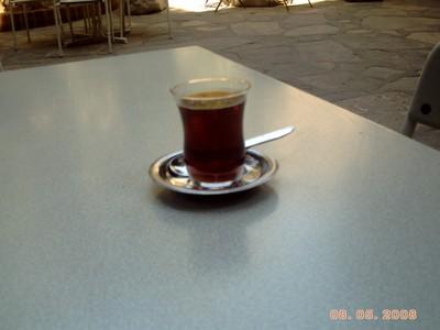 TURKEY.    Glass of Tea.