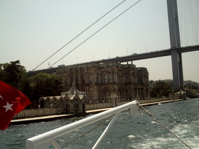 ISTANBUL  TURKEY.......A bridge on your mind.