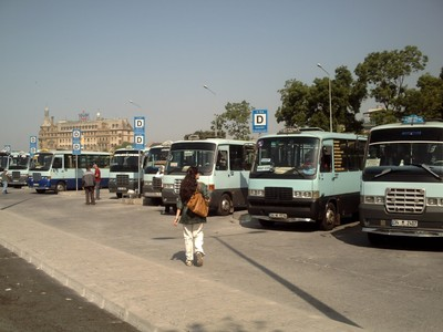 ISTANBUL  TURKEY..   Local buses.