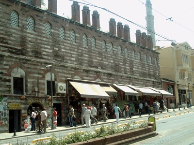 ISTANBUL  TURKEY.   Old Medressah..