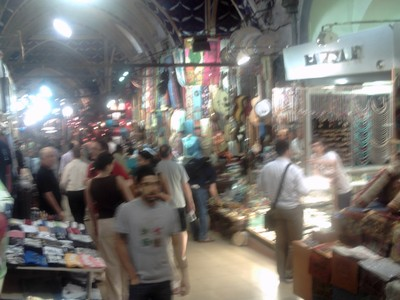 ISTANBUL  TURKEY..     .Grand Bazaar.