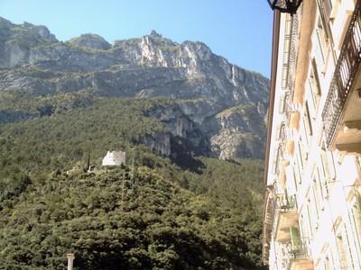 RIVA DEL GARDA  ITALY.---Italian  Alps.