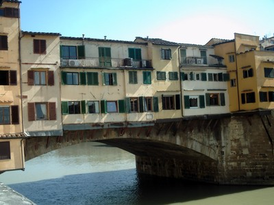 HISTORIC  FLORENCE  ITALY...  Ponte  Vecchio.