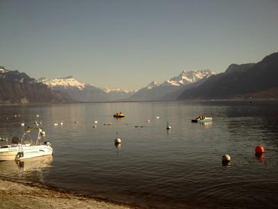 MONTREUX  SWITZERLAND......Lake  Geneva.