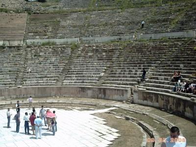 TURKEY   EPHESUS.     Amphitheatre.