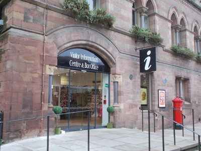 CHESTER Tourist Office.