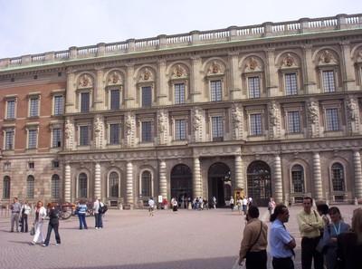 STOCKHOLM SWEDEN,   Royal Palace