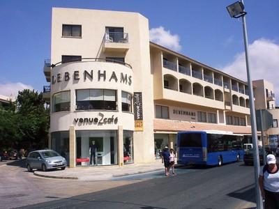 CYPRUS  PAPHOS.   Department Store.