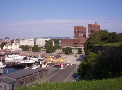 OSLO  NORWAY.  City Hall.