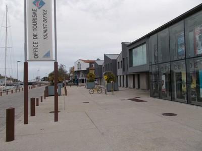 LA  ROCHELLE,  FRANCE,  Tourist Office.