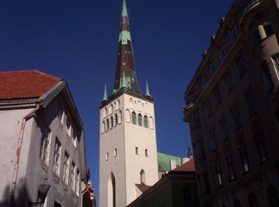 TALLINN ESTONIA.