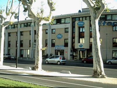 AVIGNON  FRANCE.   I stayed  here at  Atap  hotel  [ now  called  Ibis  Budget