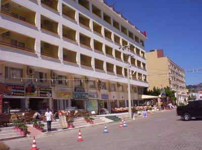 TURKEY MARMARIS   Mert Hotel.