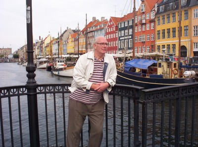 COPENHAGEN  DENMARK.       Colourful Nyhavn Canal.
