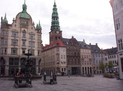 COPENHAGEN.                       Our Saviors Church.