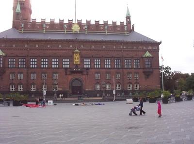 COPENHAGEN.                       City Hall.