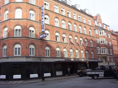 COPENHAGEN  DENMARK.    I stayed at this hotel.