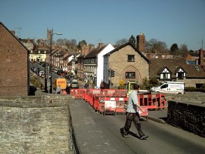LUDLOW,  ENGLAND