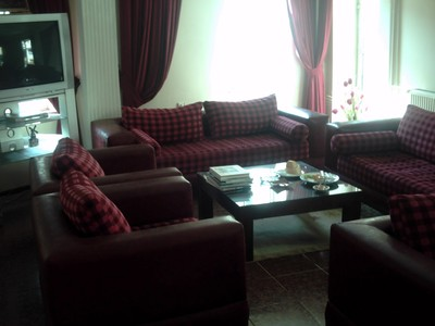 ISTANBUL  TURKEY             Hotel Lounge.
