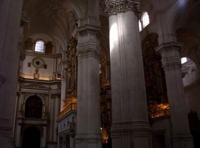SPAIN  GRANADA... Cathedral.