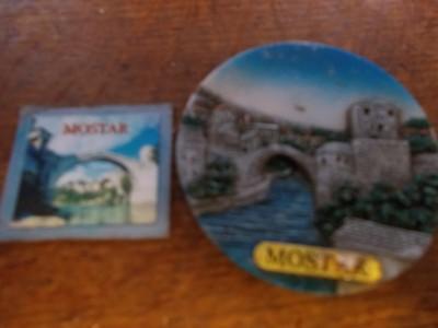 Fridge  magnets  from  Mostar.