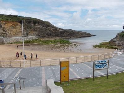 LLANES,  SPAIN.  --  There  are  29  beaches  near  Llanes.