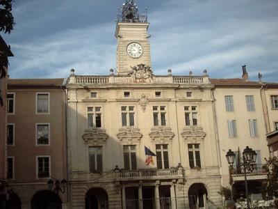 AVIGNON,  FRANCE.  City  Hall.