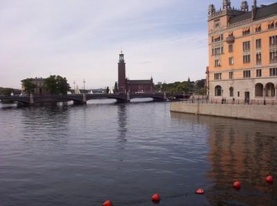STOCKHOLM SWEDEN.  City Hall.