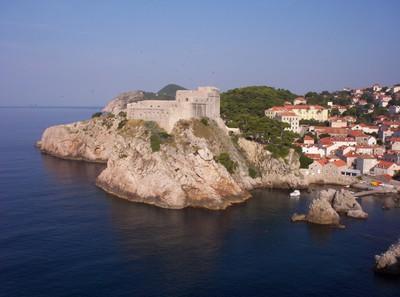DUBROVNIK , CROATIA.
