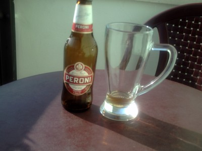 ITALIAN  BEER.--- Peroni  brewery founded in Vigevano  Italiy in 1846.