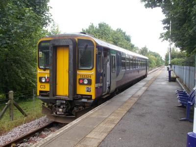 ENGLAND.  Single  carriage at Barton on  Humber.  Lincolnshire.