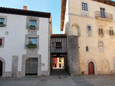 LLANES,  SPAIN.  ---   Llanes figured in September 1937, in the Spanish  Civil  War.