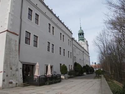 SZCZECIN  POLAND.     Castle , seat of the Dukes of Griffin.