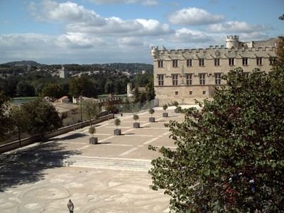 AVIGNON  FRANCE,   --  Musee Du  Petit  Palais.--  Museum  and  Art  Gallery opened  in  1976.  It  is  near  the  Popes  Palace  Square.