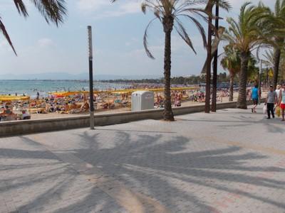 SALOU  SPAIN.