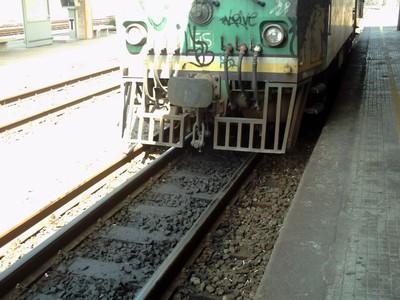 SARDINIA. Narrow Gauge train .