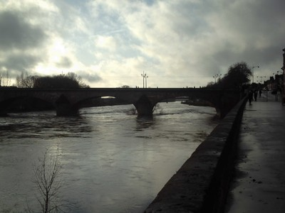 ORLEANS,  FRANCE.  -  River Loire., longest river in  France.