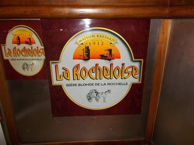 LA ROCHELLE  FRANCE. -- Local  beer.