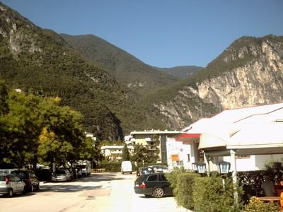 RIVA DEL GARDA  ITALY.